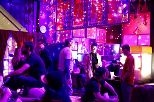 GuestsUnwindInThe Cucalorus 21 Filmmakers Lounge (Carolina Fink)