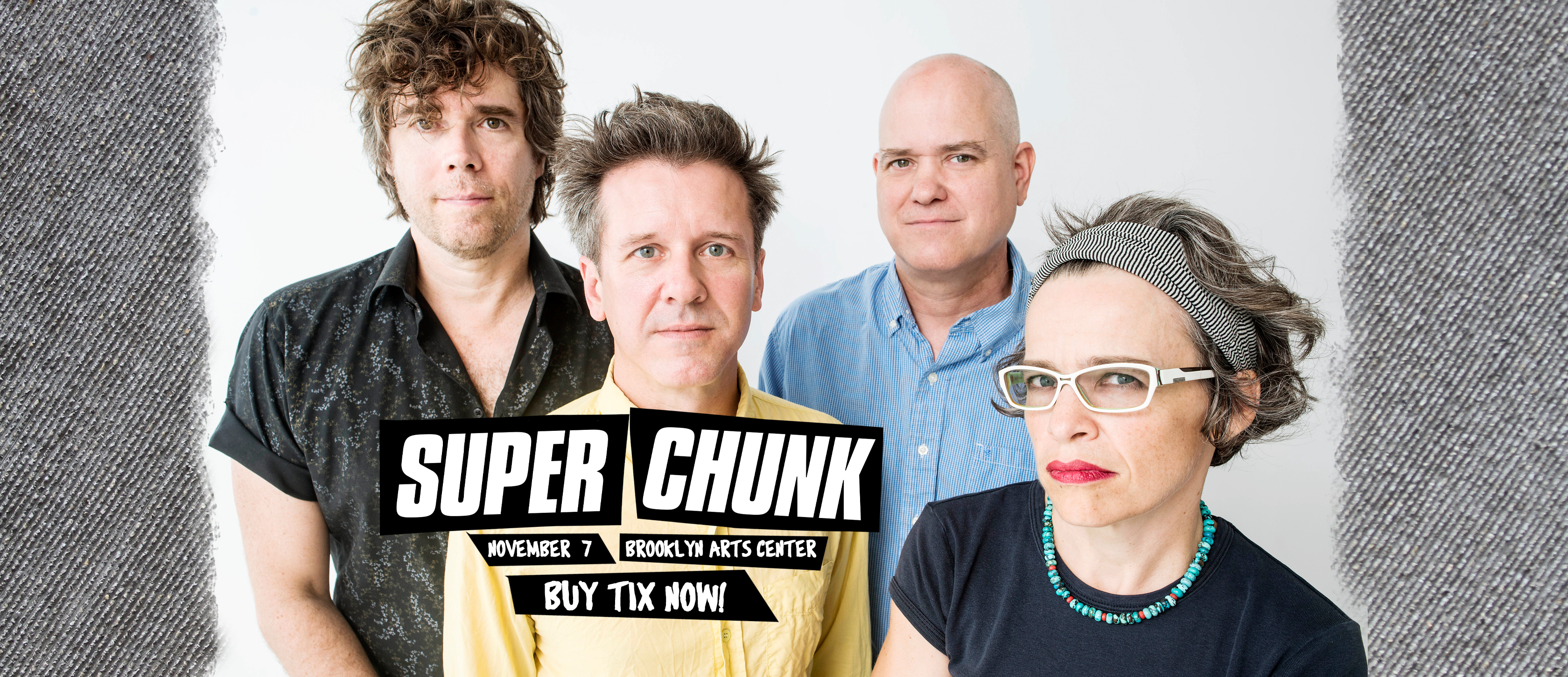 Superchunk to open the 24th Annual Cucalorus Festival, tix on sale now!